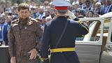 Leader of Russia's Chechnya pledges to ban rights activists