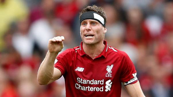 Milner can play until he is 38, says Liverpool boss Klopp