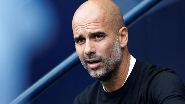 City still not fit, says Guardiola