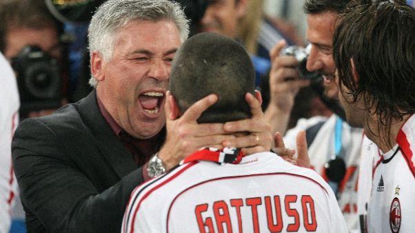 Ancelotti,con Milan concentrato emozioni