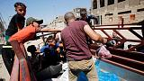 الناجون في البلدة القديمة بالموصل العراقية لا يزالون يتسولون الطعام