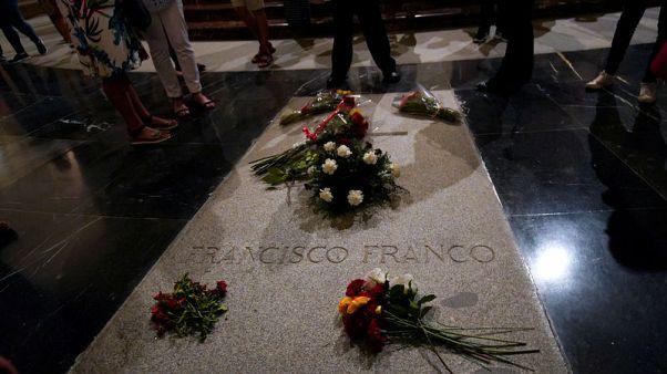 """إسبانيا تقترب من نقل رفات الدكتاتور فرانكو من """"وادي الشهداء"""""""