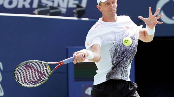 Tennis - Anderson ready to battle again for first Grand Slam title