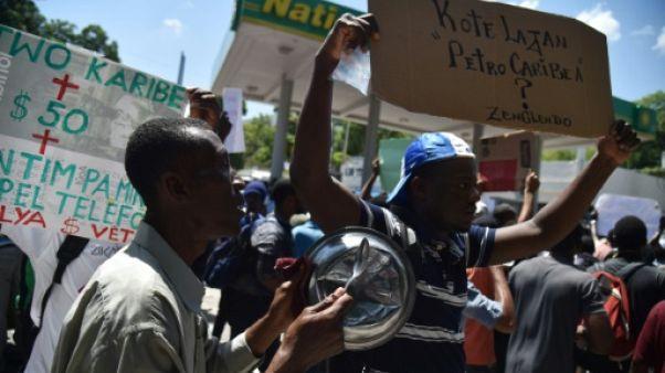 Haïti: mobilisation citoyenne contre la corruption