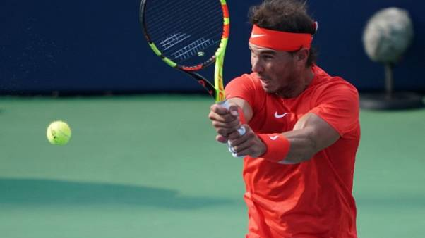 Nadal confident ahead of U.S. Open title defence
