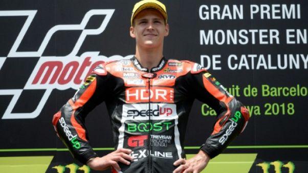 MotoGP: le Français Quartararo confirmé l'an prochain chez SIC Petronas Yamaha