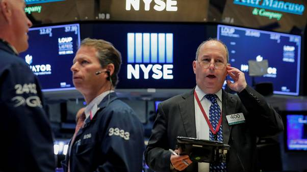 S&P 500 ends at record high, bull market label secure