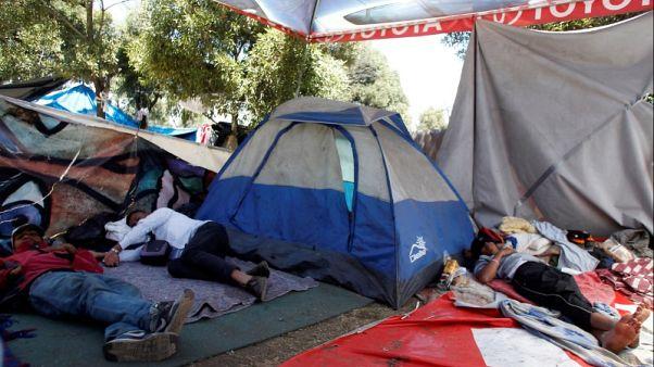 وكالة: موجات الهجرة من فنزويلا تقترب من لحظة حرجة