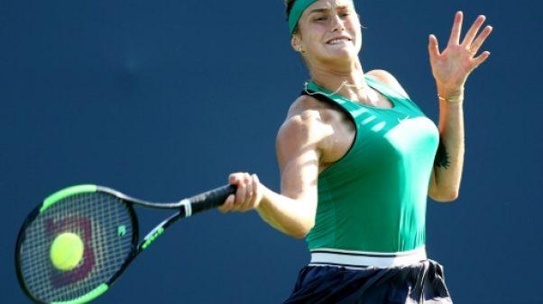 Tennis: Sabalenka écoeure Görges et file en finale de New Haven
