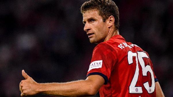 Il Bayern apre la Bundesliga vincendo