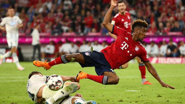 Bayern late show secures season-opening win