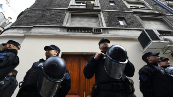 Argentine: nouvelle perquisition dans une propriété de l'ex-présidente Kirchner