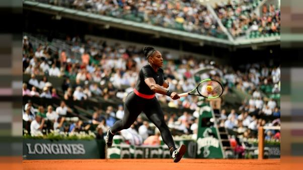 Roland-Garros interdira le 'Black Panther' de Serena Williams en 2019 (médias)
