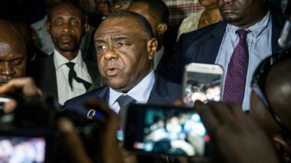 """RDC: la candidature de Bemba """"irrecevable"""", la tension remonte"""