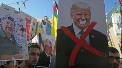 Washington annule plus de 200 millions de dollars d'aide aux Palestiniens