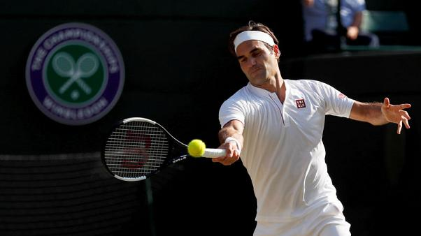 Federer lags behind big rivals in U.S. Open betting
