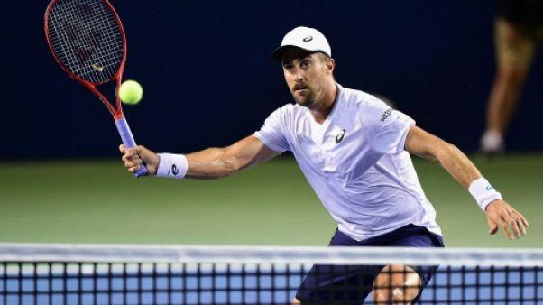 """Tennis: Johnson peut boucler son """"Grand Chelem"""" à Winston-Salem"""