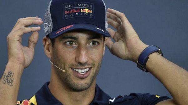 """F1: Ricciardo """"apportera beaucoup à l'équipe"""" confie le directeur technique de Renault"""