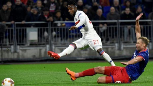 Ligue des champions: un match à huis clos pour Lyon qui fait appel