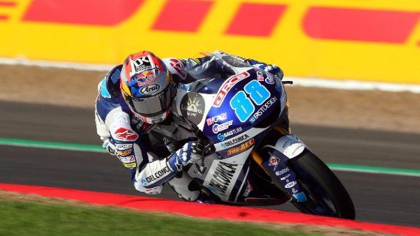 Moto3: Martin in pole a Silverstone