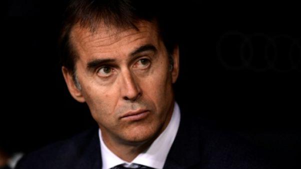Real Madrid: Lopetegui minimise la pression de remplacer Ronaldo
