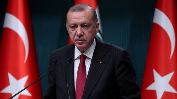 Erdogan says commitment of all Turks needed to combat attacks on economy