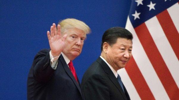 Corée du Nord: la Chine fustige les accusations de Trump