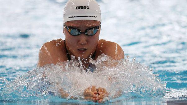 المجلس الأولمبي الاسيوي يؤكد تسلمه شكوى من كوريا الجنوبية ضد سباحة صينية