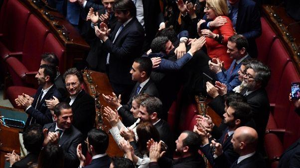 M5S, Salvini-Orban non è istituzionale