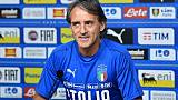 Mancini, pochi italiani in campo