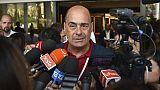 Zingaretti, convention a Roma a ottobre