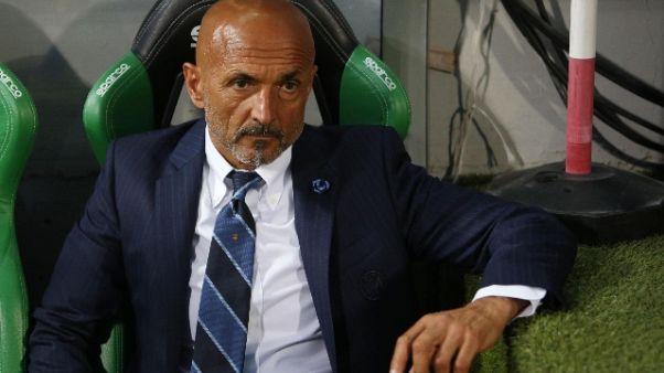 Spalletti, con Torino sarà partita dura