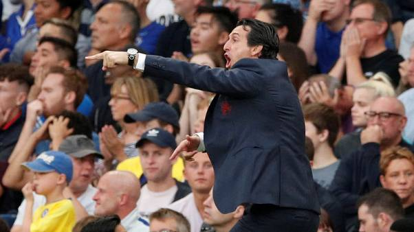 Emery off the mark as Arsenal beat West Ham 3-1