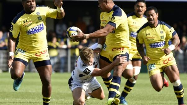 Top 14: Clermont et Paris flambent