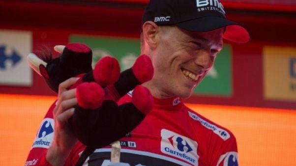 Tour d'Espagne: Dennis de nouveau à l'heure!