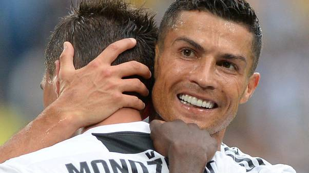 Ronaldo miss turns into an assist as Juve beat Lazio