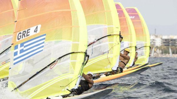 Windsurf: Euripei,storico oro di Camboni