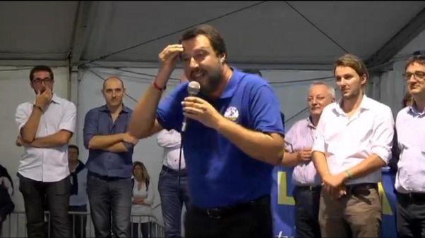 Salvini indagato da procura Agrigento