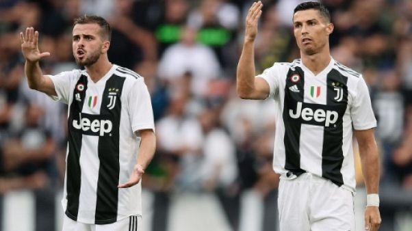 Italie: la Juventus enchaîne, Ronaldo reste muet