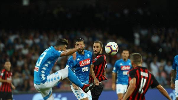 Serie A: Napoli-Milan 3-2