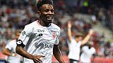 Ligue 1: Dijon continue d'étonner et plonge Nice dans la crise