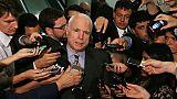 USA: décès du sénateur John McCain à l'âge de 81 ans