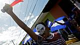 Nicaragua: des milliers d'opposants manifestent contre Ortega