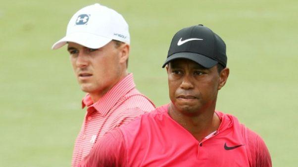 Ryder Cup: Woods et Spieth ne s'inquiétent pas pour leur sécurité