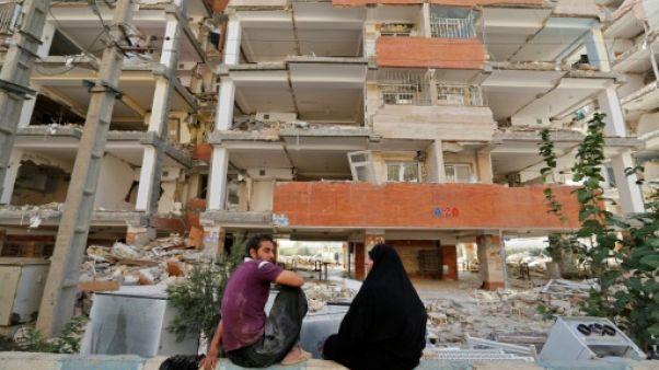 Un séisme dans l'ouest de l'Iran fait deux morts et plus de 200 blessés