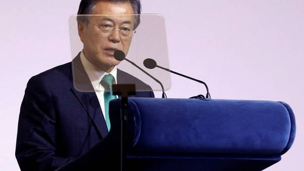 Aide for South Korea President Moon says government to strengthen income-led growth stance