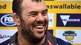 Rugby: Cheika, l'entraîneur des Wallabies ne s'inquiète pas pour son avenir