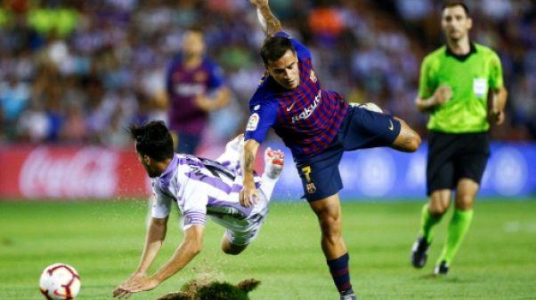 """Espagne: procédure ouverte contre la pelouse """"lamentable"""" de Valladolid"""