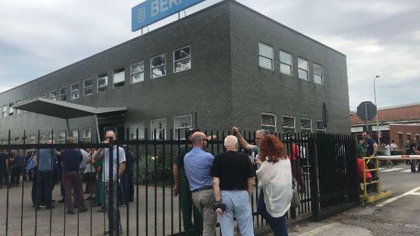 Fiorentina ospita 250 lavoratori Bekaert