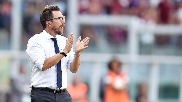 Di Francesco fa 200 in Serie A